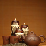 China tea. Background close up Stock Photography