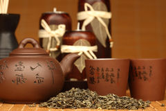 China tea Royalty Free Stock Photography