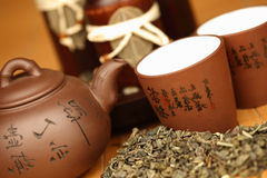 China tea Royalty Free Stock Image