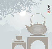 China tea Stock Images