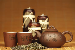 China tea Stock Photos