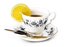 China tea cup 05 Royalty Free Stock Image
