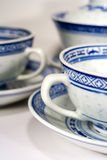 China Tea Cups Stock Image
