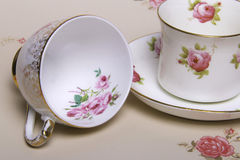 China Tea Cups Royalty Free Stock Image
