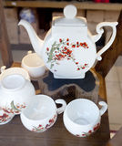 China tea pot Royalty Free Stock Photos
