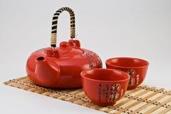 China tea set Stock Image