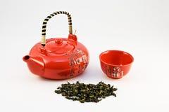 China tea set Royalty Free Stock Image