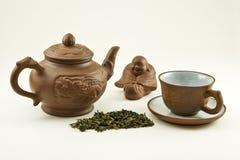 China tea set Stock Images