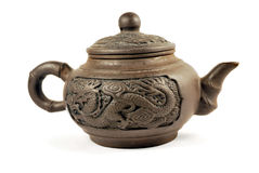 China teapot Royalty Free Stock Images