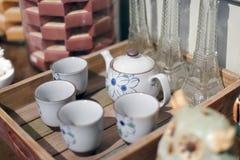 China teapot Stock Photo
