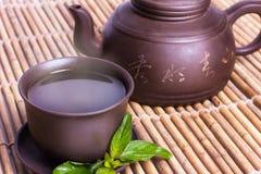China-Tee Lizenzfreies Stockbild