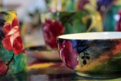 China-Teekannen Lizenzfreies Stockfoto
