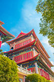 China-Tempel Stockbilder