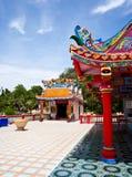 China temple Royalty Free Stock Photos