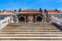 China temple Stock Image