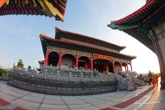 China temple Stock Photography