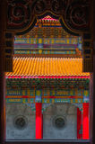 China temple stock image