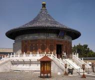 China - templo do complexo do céu Imagem de Stock Royalty Free