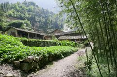 China Three Gorges people Stock Photos