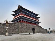 China Tiananmen Zhengyangmen Gate Stock Photos