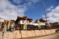 China Tibet Lizenzfreies Stockbild