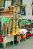 China, Tibet stock fotografie