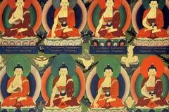 China, Tibet fotografia de stock