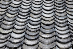 China tiles Royalty Free Stock Photo