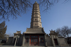 China Tower Stock Image