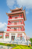 China tower Royalty Free Stock Photo
