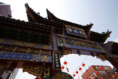China town Royalty Free Stock Image