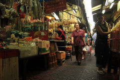 China Town Bangkok Royalty Free Stock Photography