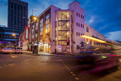China Town, Chinese Quarter, Birmingham Stock Photos