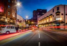 China Town, Chinese Quarter, Birmingham Stock Photo