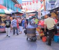 Chinatown Kuala Lumpur Royalty Free Stock Photos