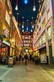 China Town in London Royalty Free Stock Image