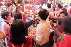 China town Stock Image