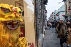 China town in Milan
