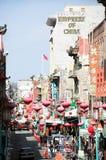 China Town, San Francisco stock photos