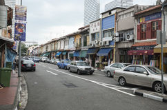 China town 2007 Singapore Stock Image