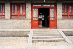 China traditional building Stock Photo