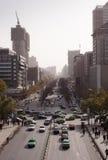 China: Traffic Jam. Traffic jam in Xi'an, China Stock Photos