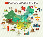 China Travel Collection Royalty Free Stock Images