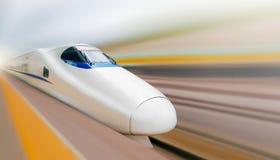 China, tren de alta velocidad de s fotos de archivo