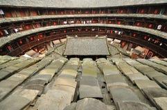 China Tulou Royalty-vrije Stock Fotografie