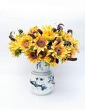 China vases Royalty Free Stock Photography