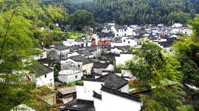China Village stock photography