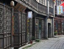China Village Old Street Stock Image