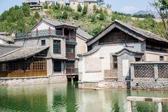 China Village Royalty Free Stock Photography