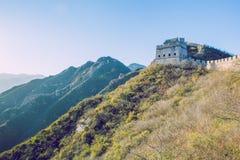 China wall in Pekin. Stock Photos